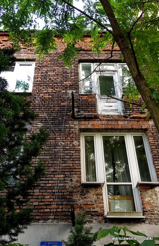 Warszawa Warsaw Praga Północ kamienica architektura praskie ulice praskie klimaty