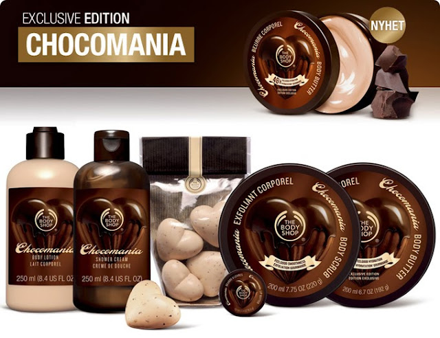 Crème de Douche Chocomania - The Body Shop