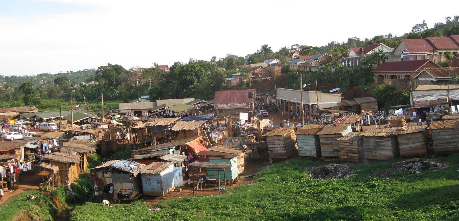 Mukono | Byen i Uganda