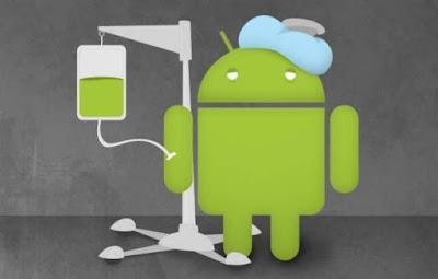 Android Kena Virus Iklan