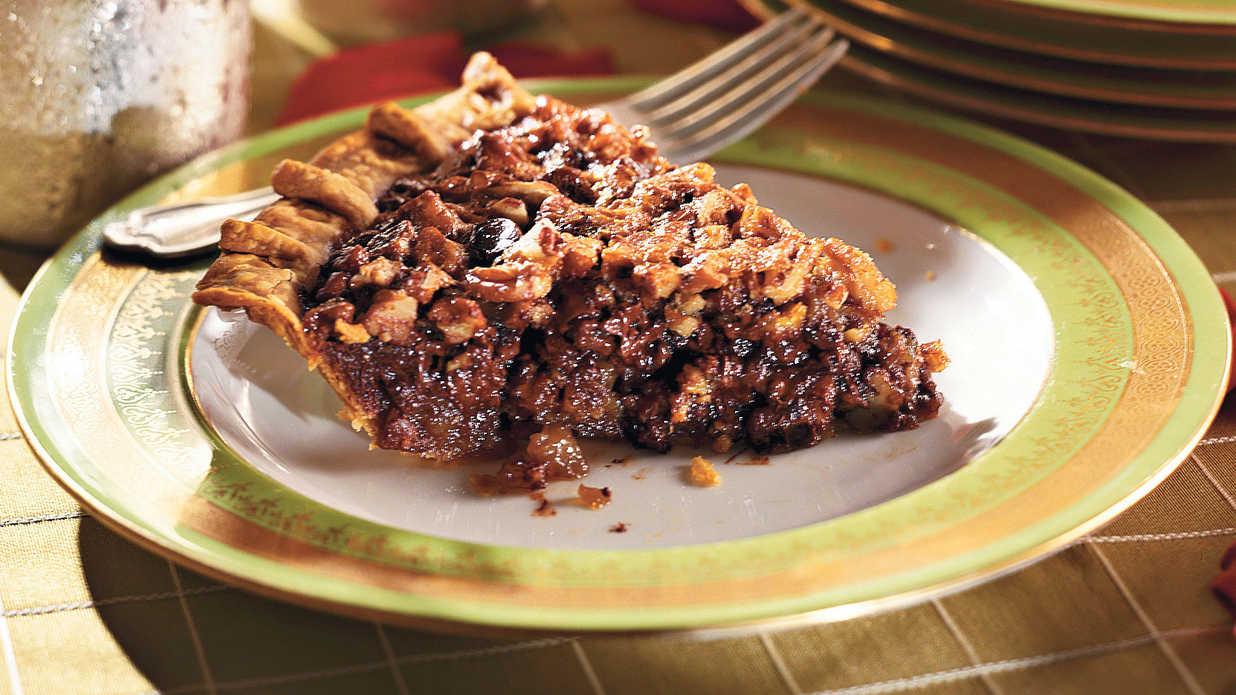 Heavenly Scents Recipes : Chocolate-Bourbon Pecan Pie ...