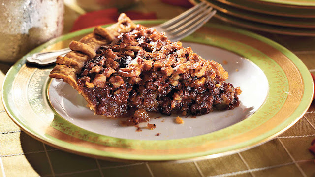 Chocolate-Bourbon Pecan Pie  Southern Living