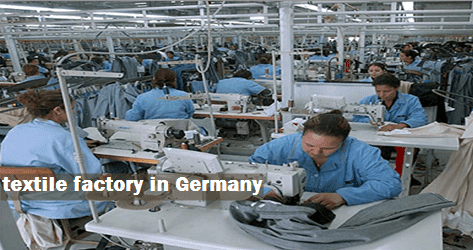 jobs in a textile factory in germany worldswin. Black Bedroom Furniture Sets. Home Design Ideas