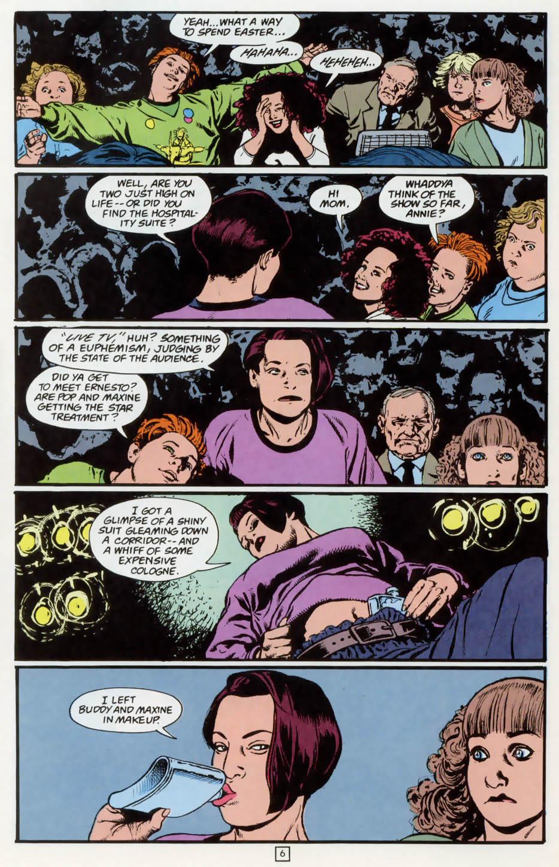 Read online Animal Man (1988) comic -  Issue #73 - 7