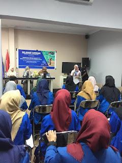 STUDI LAPANGAN MATA KULIAH BELAJAR DAN PEMBELAJARAN, MAHASISWA PENDIDIKAN SOSIOLOGI UNISMUH MAKASSAR MEMILIH SMA CELEBES GLOBAL SCHOOL