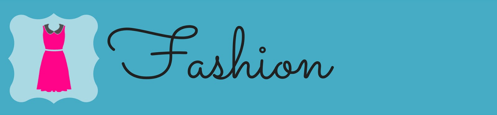 Cute Fashion blog Categories