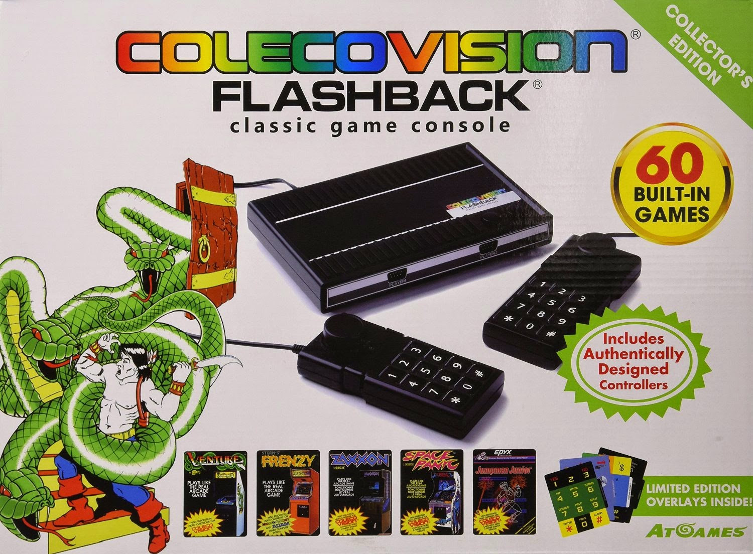 Colecovision Collection | Threadbits