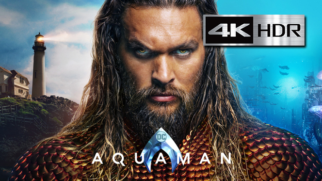 Aquaman (2018) IMAX 4K UHD [HDR] Latino-Ingles