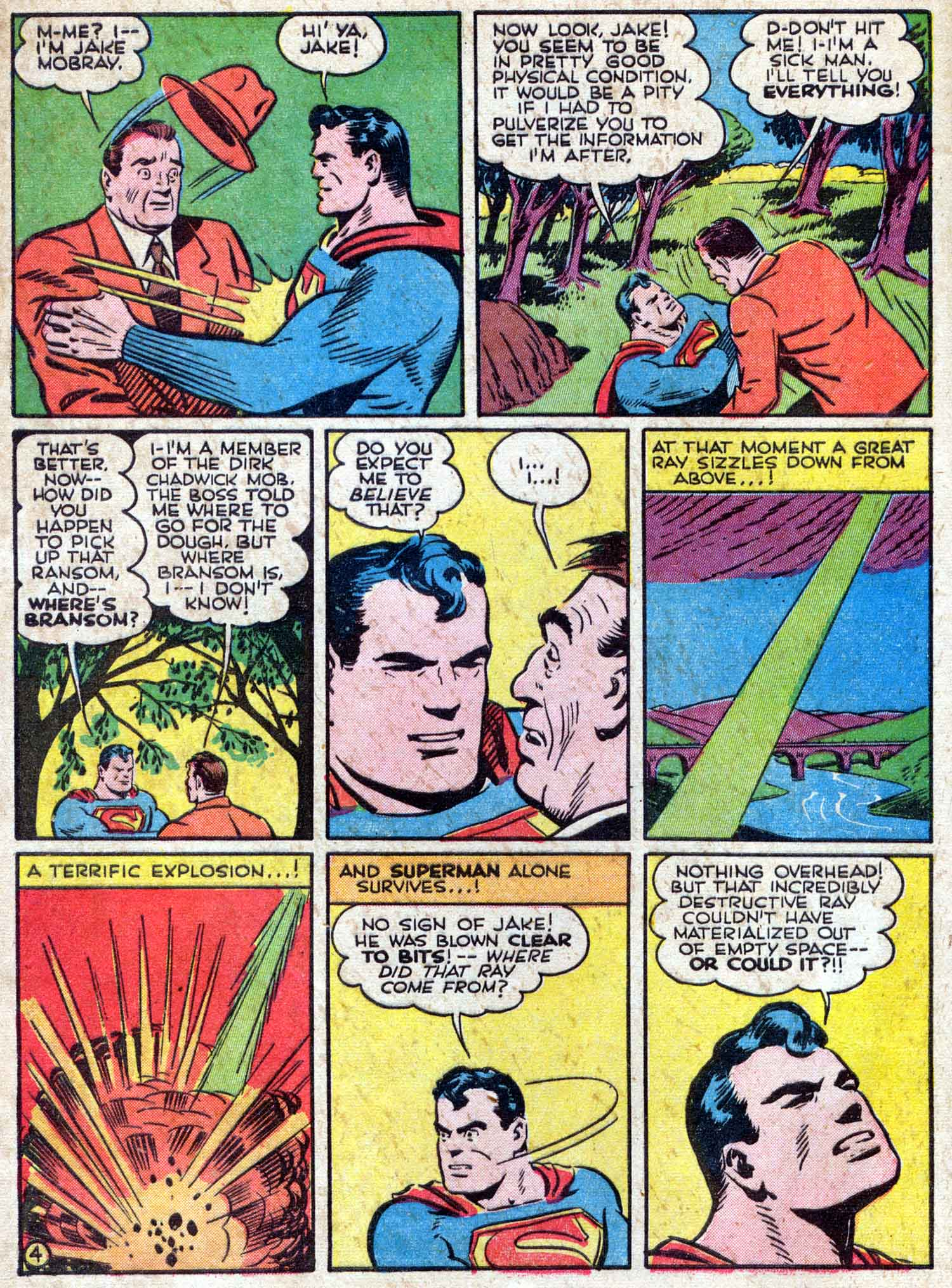 Action Comics (1938) 42 Page 4