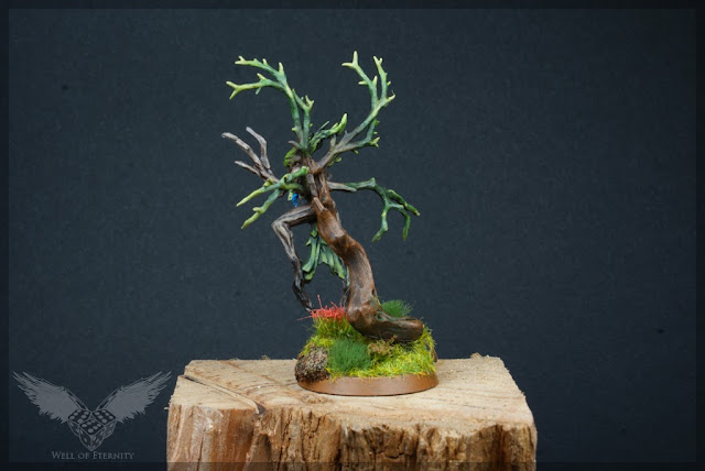 warhammer age of sigmar sylvaneth branchwraith conversion 3