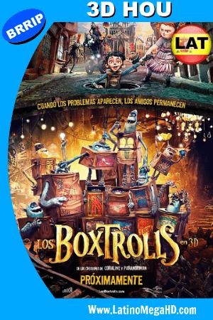 Los Boxtrolls (2014) Latino Full 3D HOU 1080P (2014)