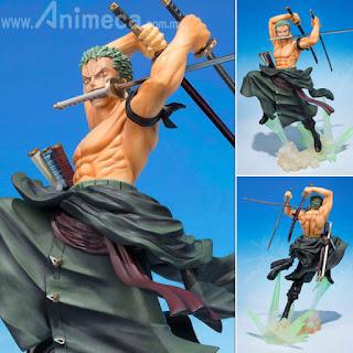 Figura Roronoa Zoro Ultra Gari Figuarts ZERO One Piece