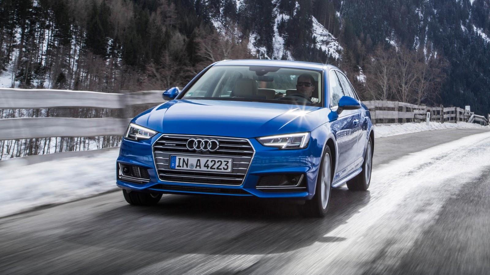 Bạn mong chờ gì ở Audi trong năm nay?