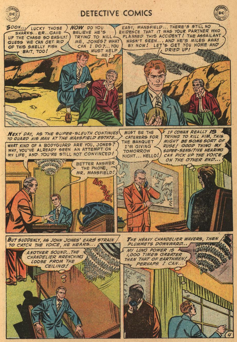 Read online Detective Comics (1937) comic -  Issue #229 - 30