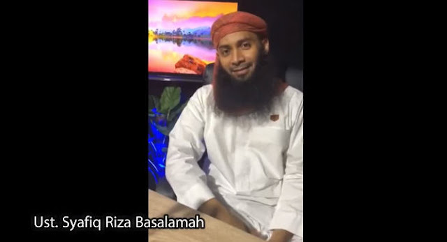 Bendera Tauhid Dibakar, Inilah Tanggapan Ustadz Syafiq Riza Basalamah