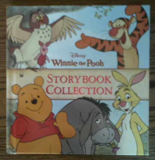 b0307f05015f Disney Winnie the Pooh Storybook Collection -- HARDCOVER Book. Contains 15  illustrated stories--it s like getting 15 books for the price of one.