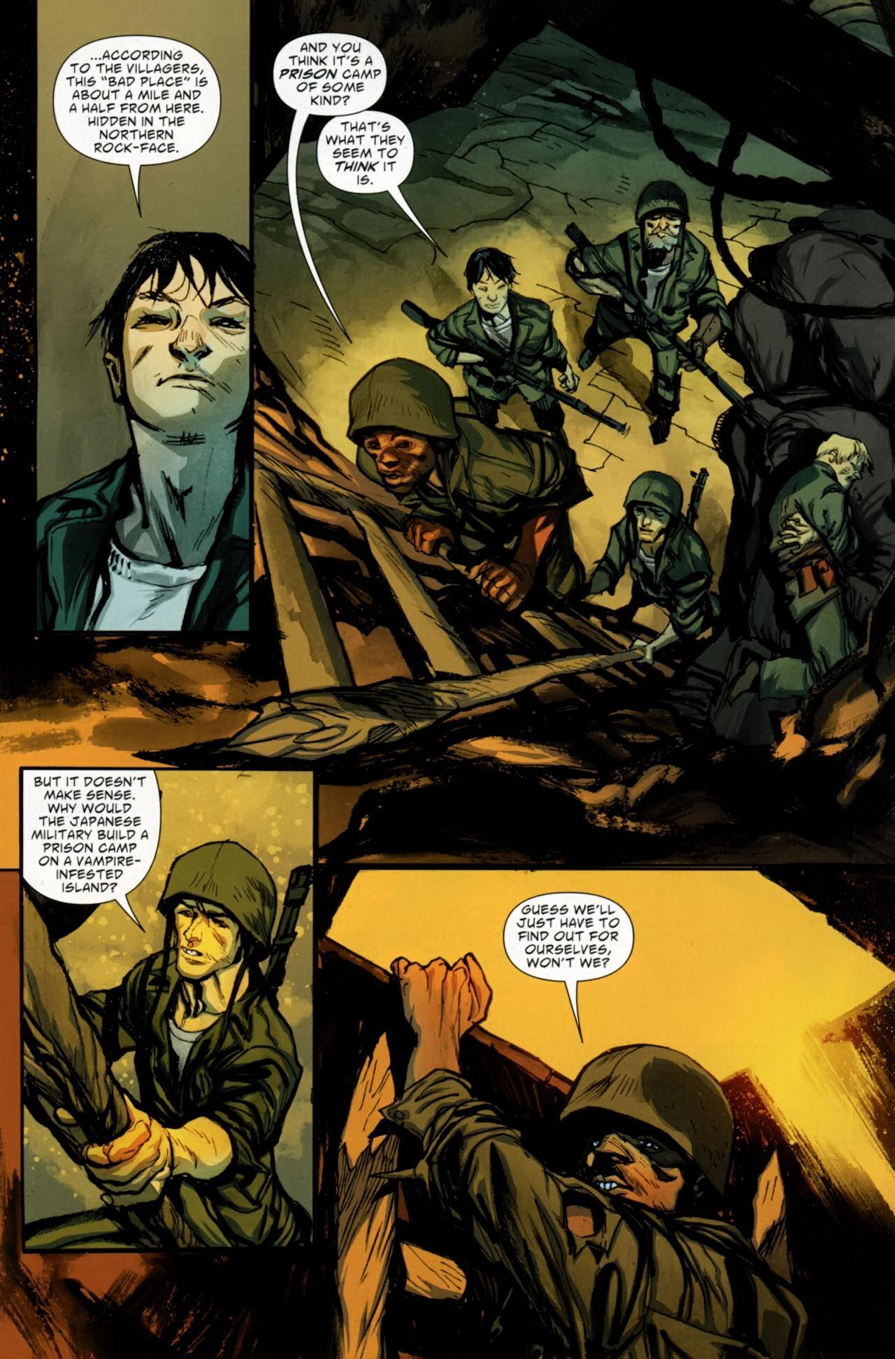 Read online American Vampire comic -  Issue #15 - 17