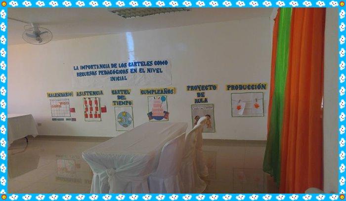 carteles pedagógicos