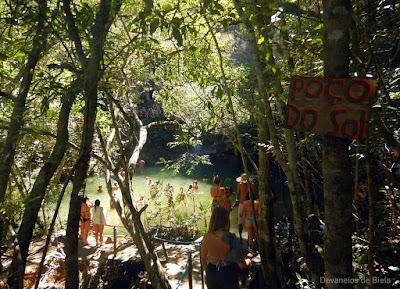 Chapada dos Veadeiros - Cachoeiras Loquinhas