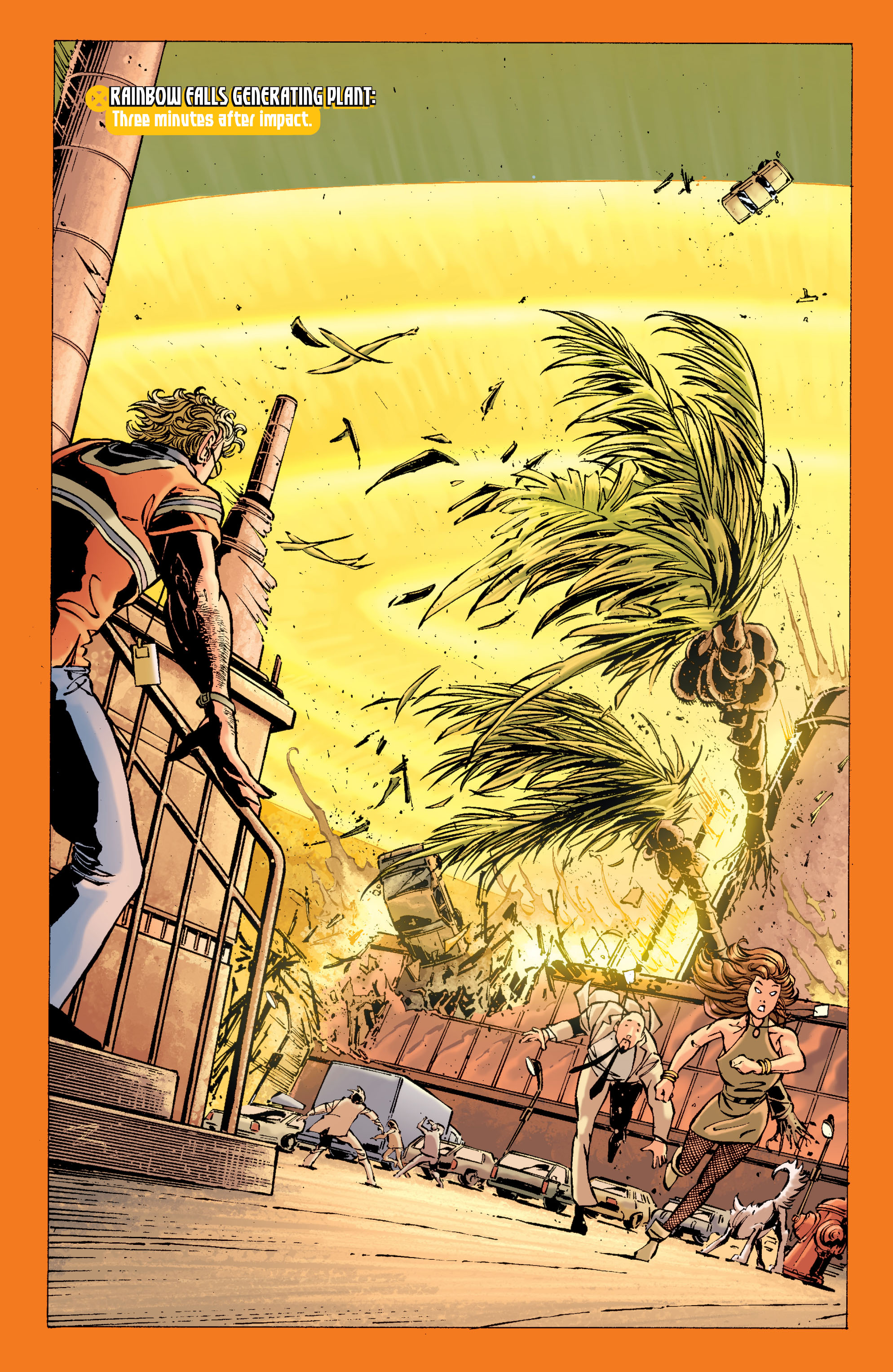 Read online Ultimate X-Men comic -  Issue #31 - 10