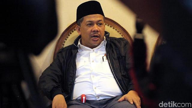 Ahmad Dhani Ditahan, Fahri Hamzah: Elektabilitas Jokowi Bakal Turun
