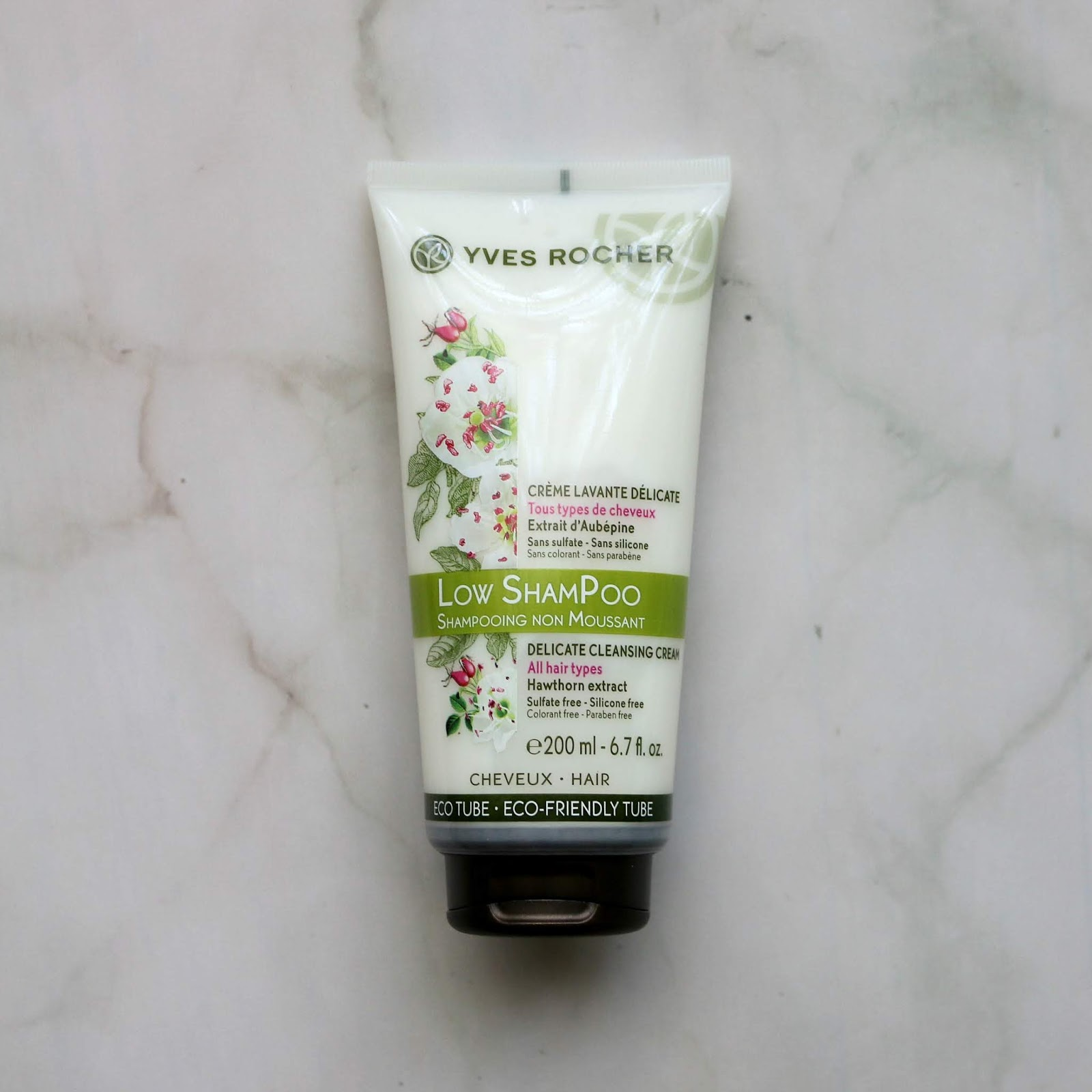 Yves Rocher Low Shampoo
