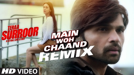 MAIN WOH CHAAND Remix Video Song 2016 Teraa Surroor Himesh Reshammiya and Farah Karimaee