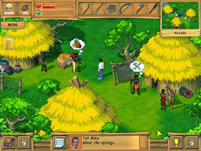 Download Game The Island Castaway