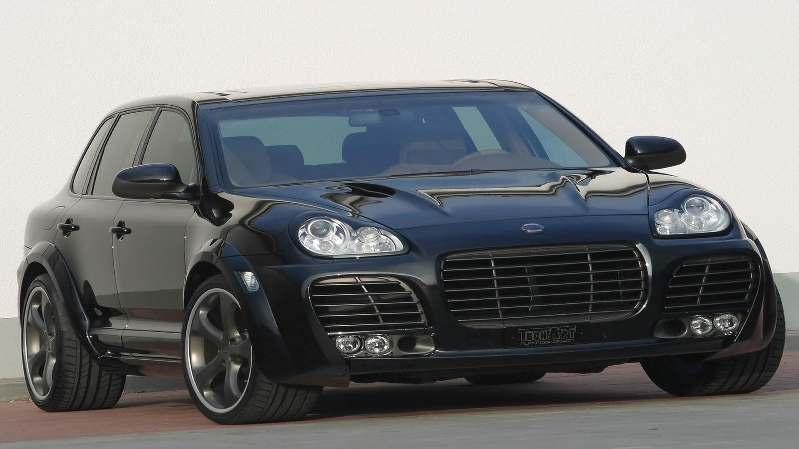 Black Porsche Car Cars Gallery