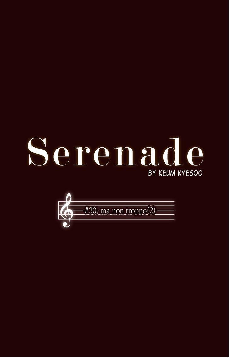 Serenade (keum Kyesoo) - Chapter 29