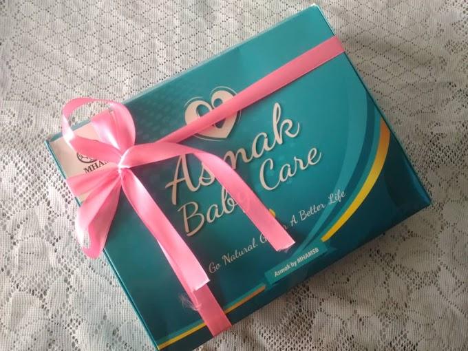 Asmak Baby Care | Set Penjagaan Bayi yang Selamat