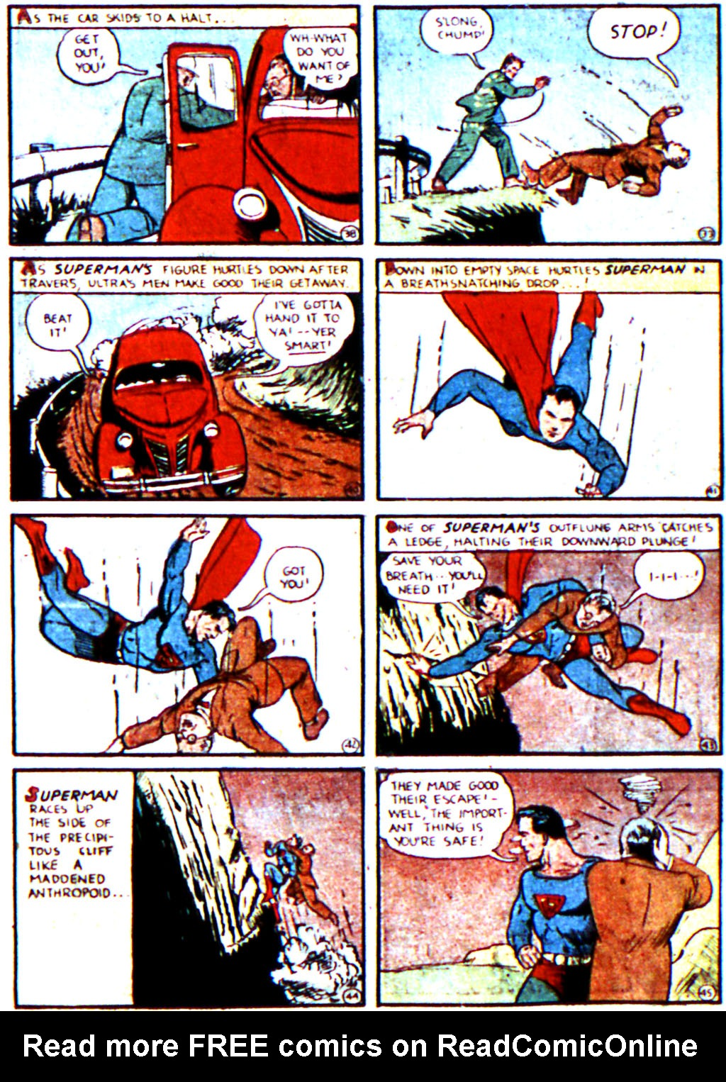 Read online Action Comics (1938) comic -  Issue #19 - 8