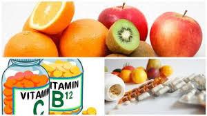 Vitaminas B9 B12 B6