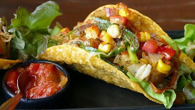 receita de taco mexicano