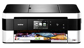 Brother MFC-J4625DW Printer Driver Download