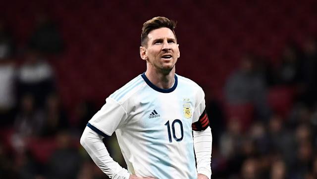 Les 5 meilleurs joueurs du monde selon Messi
