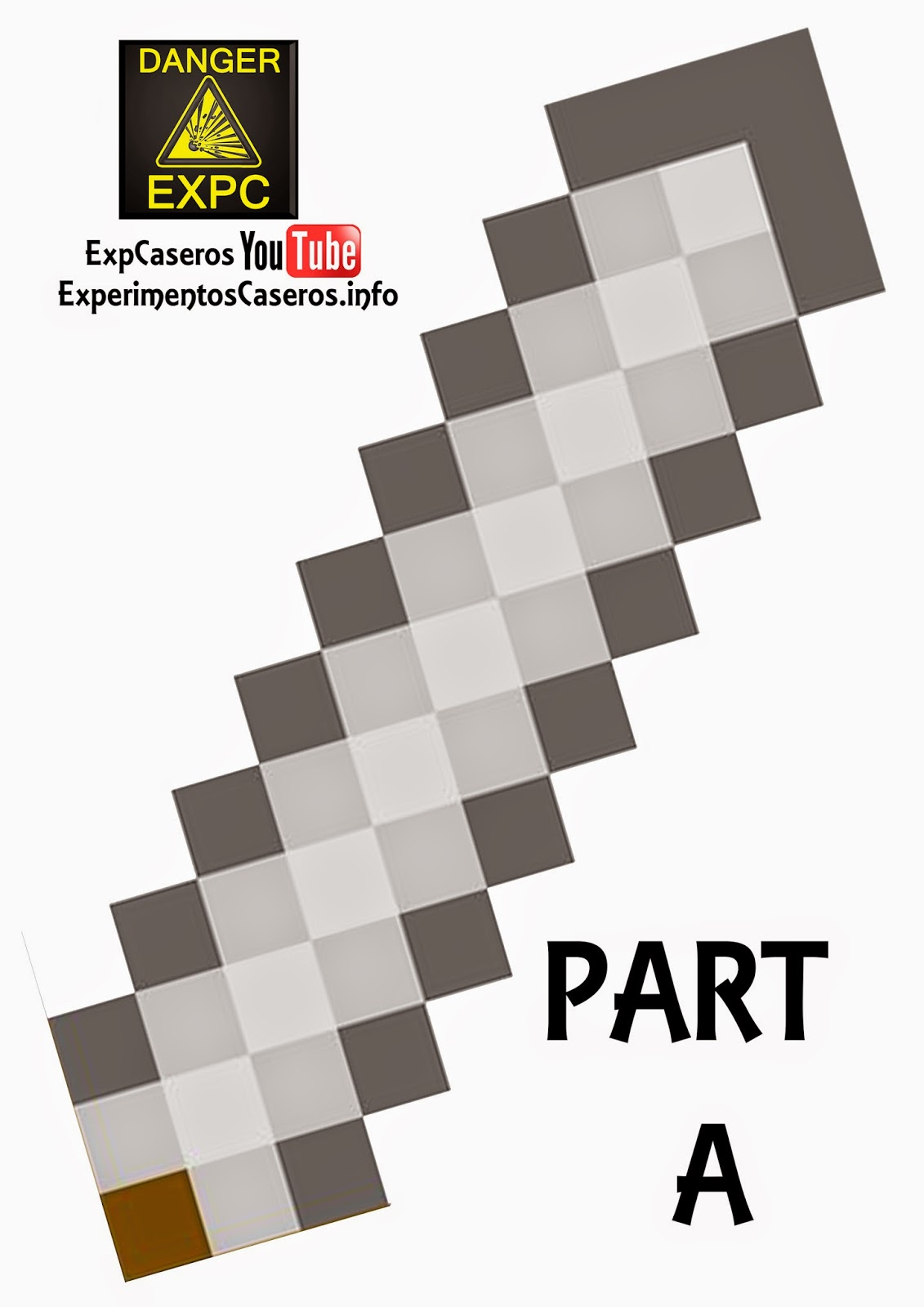 Diamante Dibujos De Minecraft Para Colorear Espadas