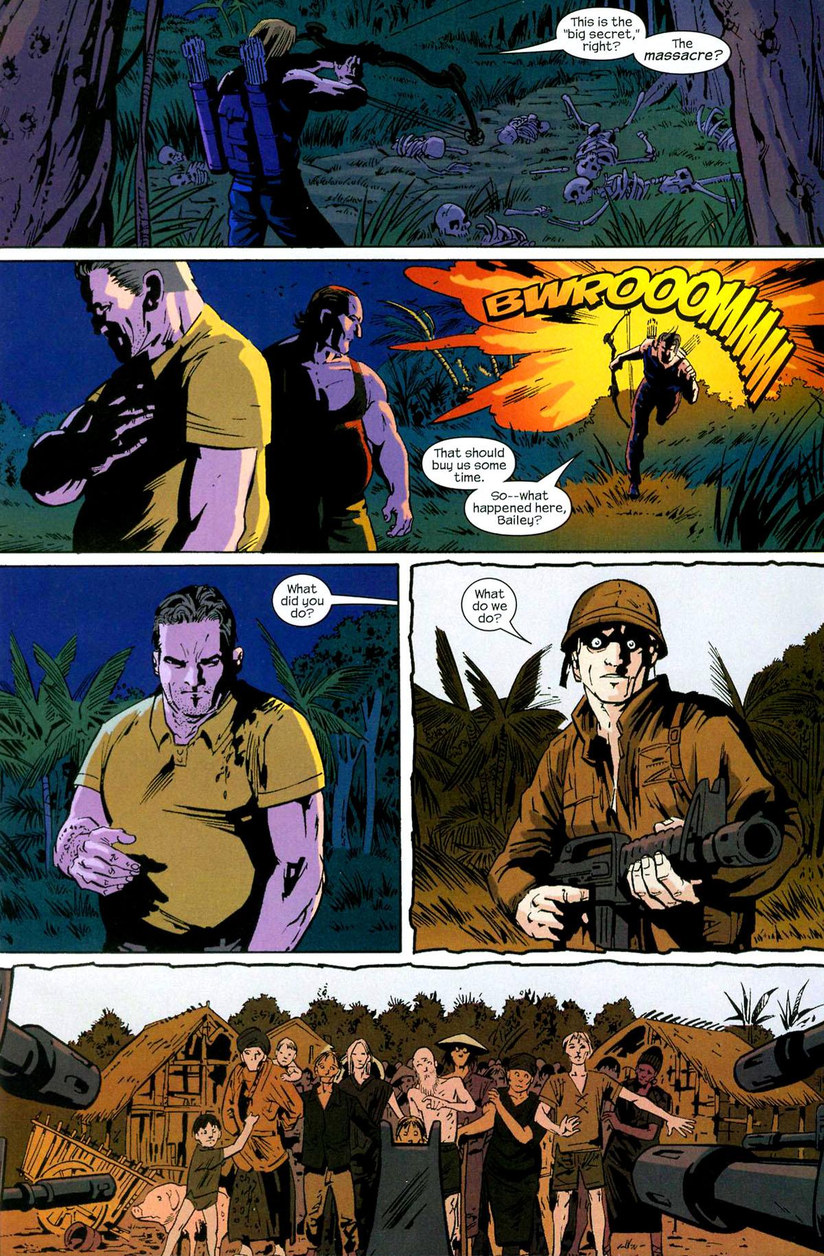 Hawkeye (2003) Issue #5 #5 - English 14
