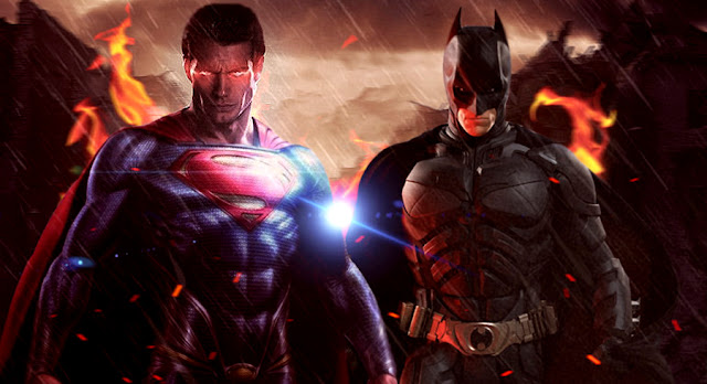 Batman vs Superman Concept