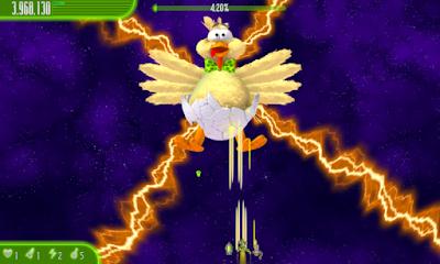 Chicken Invaders 5  Full Version PC