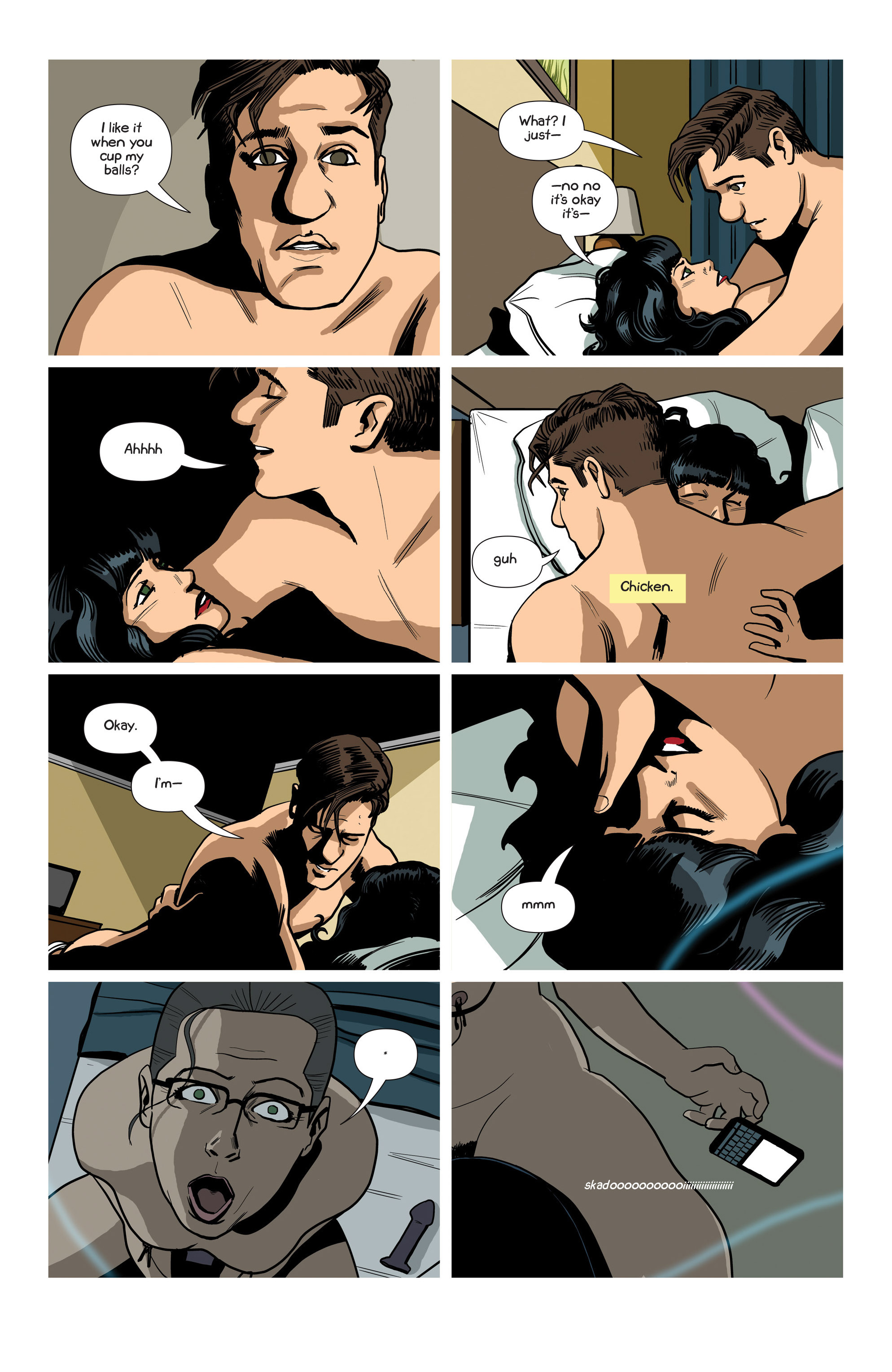 Read online Sex Criminals comic -  Issue # _TPB 2 - 109