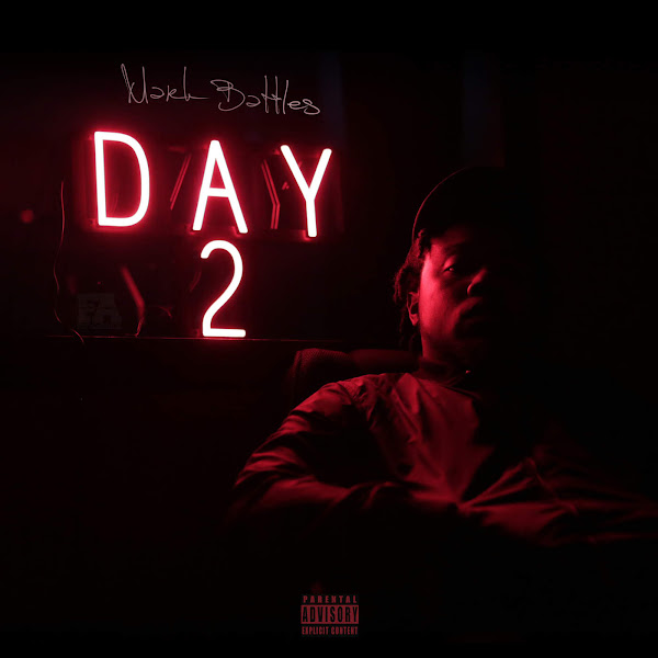Mark Battles - Day 2 Cover