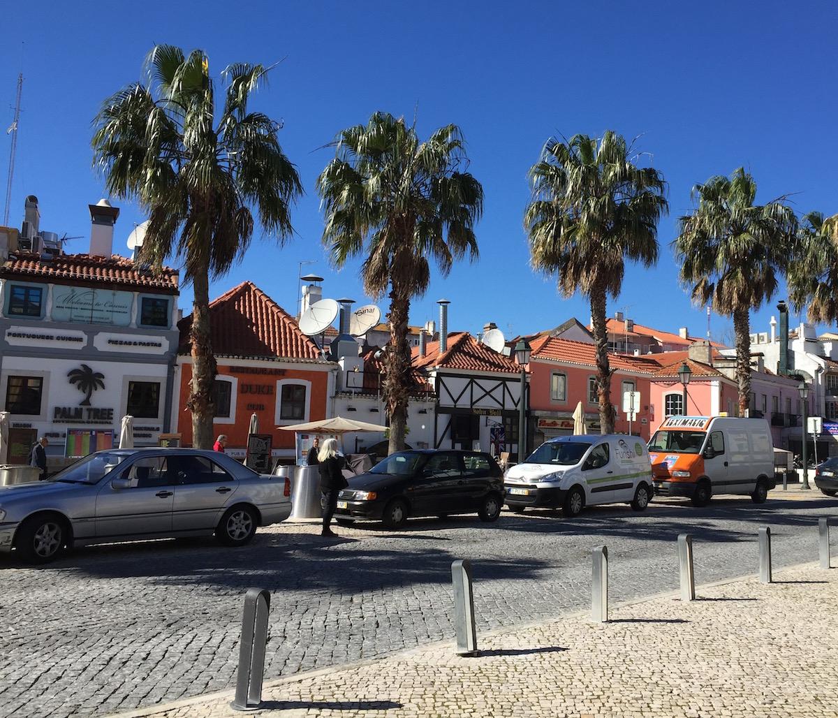 Cascais Altstadt Innenstadt Tagesausflug Lissabon Tagestrip Travelguide Reiseführer Tipps
