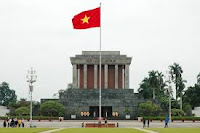 Indochina Tour Package - Vietnam - Hanoi - Ho Chi Minh Mausoleum