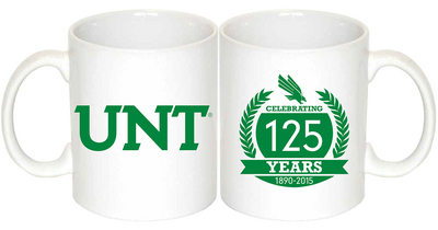 university of north texas mug