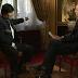 """Evo a periodista francés: """"¿Como qué dictador? Dígame…"""""""