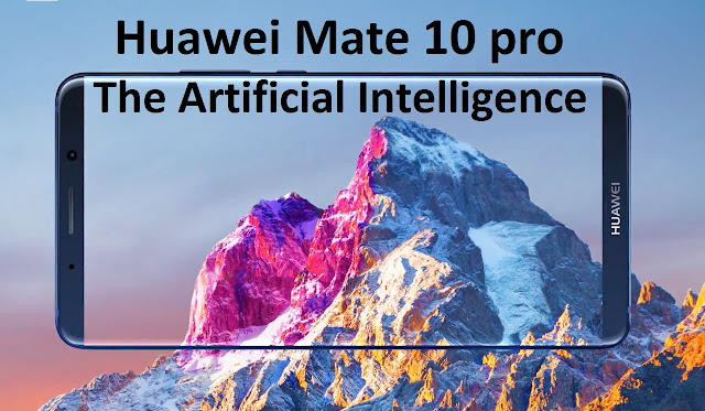 New huawei mate 10 pro