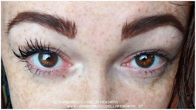 extreme lashes mascara mesauda milano rimmel  eyes