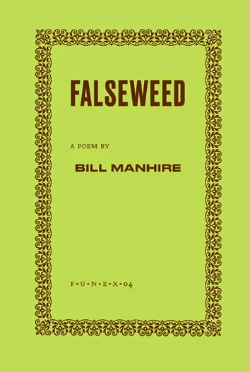 Falseweed Front Cover