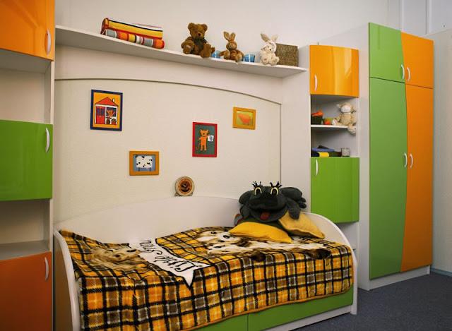 Сайт детской мебели